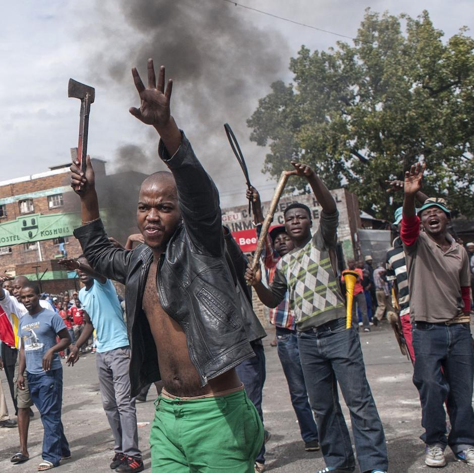 Image result for south africa riots 2017